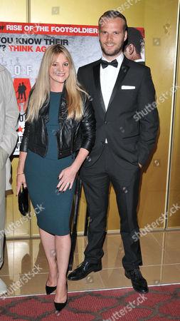 Nicola Stapleton and Kevin Leslie