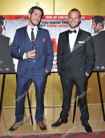 Simon Cotton and Kevin Leslie