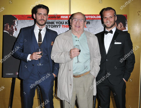 Editorial picture of 'Rise of the Krays' film screening, London, Britain - 26 Aug 2015