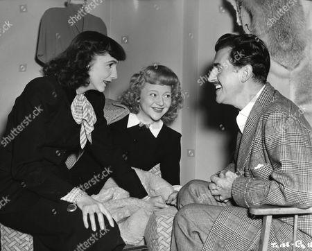 Mary Stone, Dora Bryan and Stewart Granger