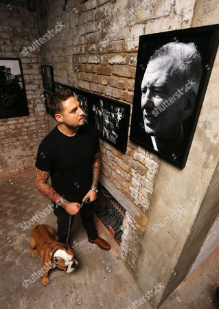 'Legend of the East End' - Gerry Calabrese, East End drinks maverick and entrepreneur previews an immersive photography exhibition that opens Friday in the heart of the East End, focusing on the Krays and their legacy.
