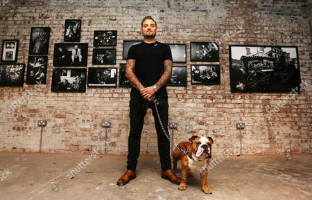 Editorial photo of 'Legend of the East End' photography exhibition opens, East London, Britain - 27 Aug 2015