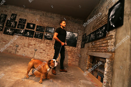 Editorial image of 'Legend of the East End' photography exhibition opens, East London, Britain - 27 Aug 2015