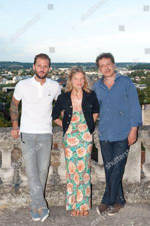 Nicolas Duvauchelle, Melanie Thierry, Emmanuel Finkiel