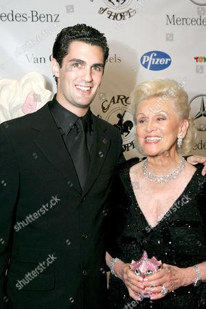 Alexander Davis and Barbara Davis