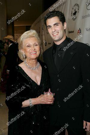 Stock Picture of Barbara Davis and Alexander Davis