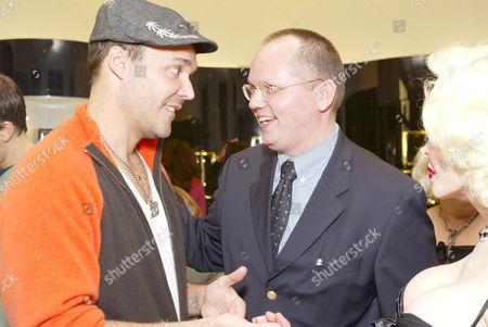 David LaChapelle and Jan Patrick Schmitz