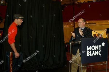 David LaChapelle and Jan-Patrick Schmitz