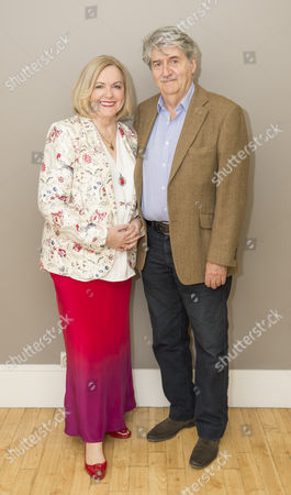 Gwen Taylor and Tom Conti