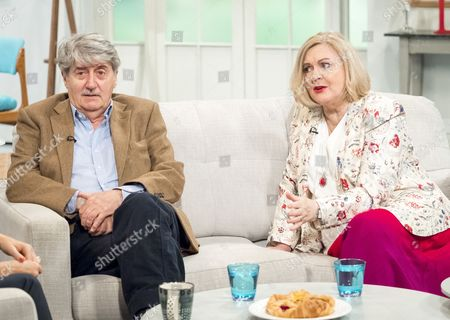 Tom Conti and Gwen Taylor