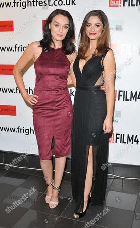 Elva Trill and Minnie Phipps