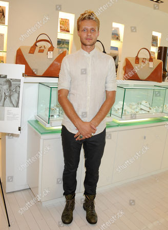 Editorial picture of Bareitall + Bare AW15 Launch Event, Santa Monica, Los Angeles, America - 27 Aug 2015