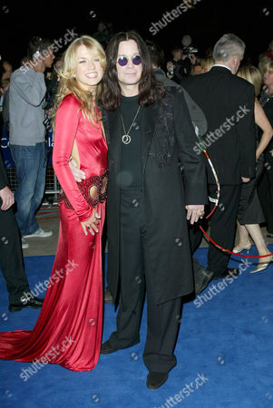 Roberta Howett and Ozzy Osbourne