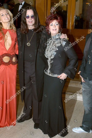 Roberta Howett, Ozzy and Sharon Osbourne