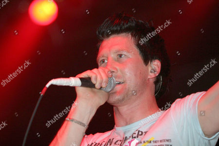 Anberlin - Stephen Christian