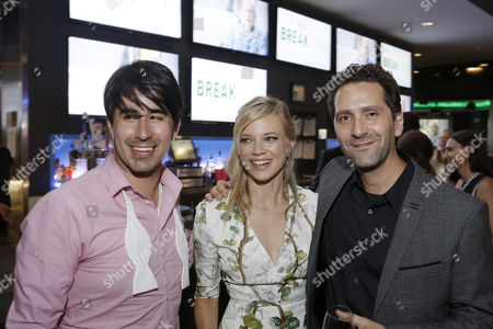 Daniel Hammond, Amy Smart, Jay Karas