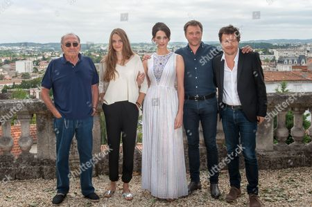Editorial picture of 8th Angouleme French-Speaking Film Festival, Angouleme, France - 27 Aug 2015