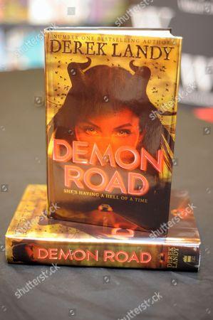 'Demon Road' by Derek Landy