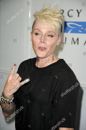 Stock Photo of Otep Shamaya