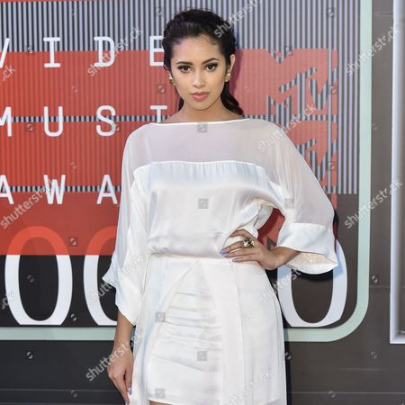 Editorial picture of MTV Video Music Awards, Arrivals, Los Angeles, America - 30 Aug 2015