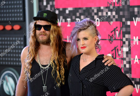 Stock Picture of Luke Trembath and Kelly Osbourne