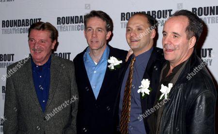 Larry Bryggman, Boyd Gaines, Michael Mastro, John Pankow