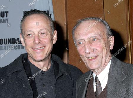 Mark Blum and Tom Aldredge