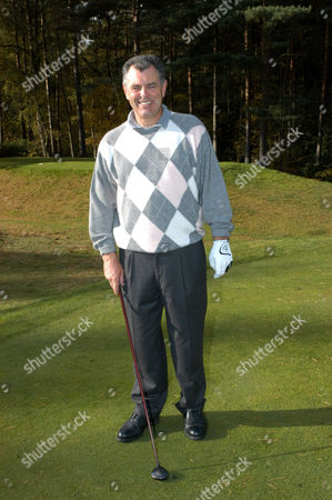 Editorial picture of ROYAL MARSDEN GOLF DAY, SUNNINGDALE GOLF CLUB, BERKSHIRE, BRITAIN - 28 OCT 2004
