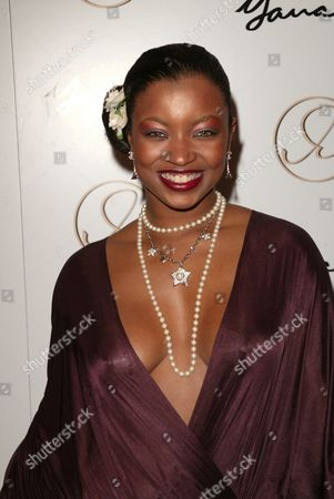 Stock Picture of Manouschka Guerrier