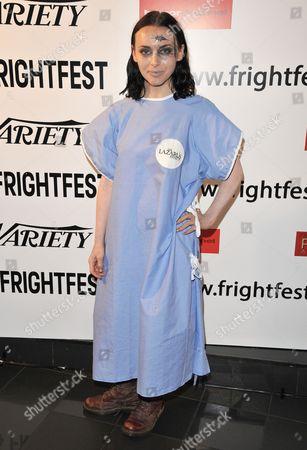 Editorial image of 'The Lazarus Effect' film premiere, Film4 FrightFest, London, Britain - 31 Aug 2015