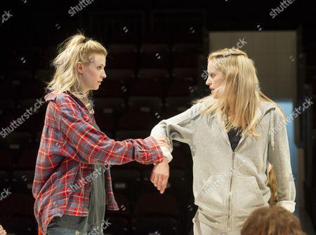 Laura Woodward as Laura, Denise Gough as Emma