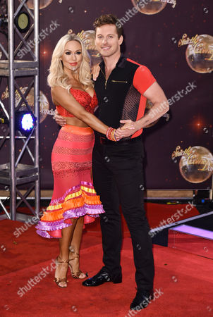 Editorial image of 'Strictly Come Dancing' TV series launch, Elstree Studios, Hertfordshire, Britain - 01 Sep 2015