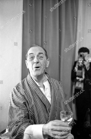 Stock Photo of STANLEY HOLLOWAY
