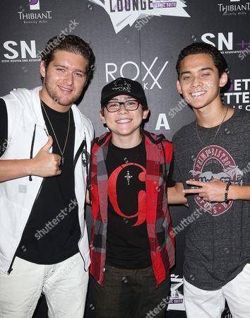 Rick Ochoa, Raymond Ochoa, Robert Ochoa