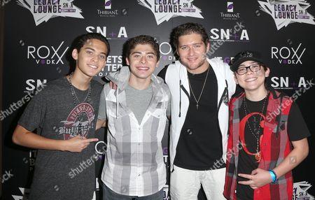 Robert Ochoa, Ryan Ochoa, Rick Ochoa, Raymond Ochoa