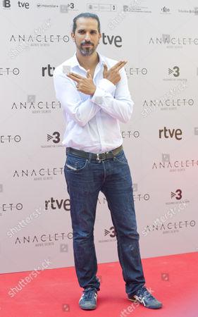 Spanish director Javier Ruiz Caldera