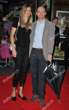 Stock Picture of Carolin Hauskeller & Matt Dawson