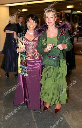 Regine Sixt and Uta Herz
