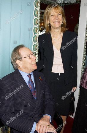 Lord Snowdon AND ANNA HARVEY