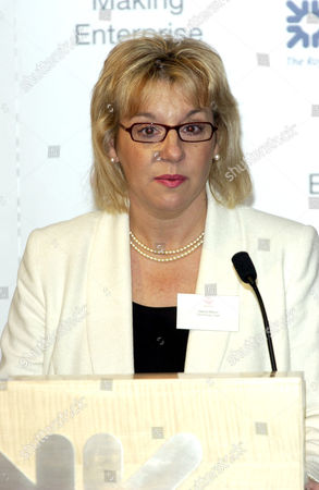 Martina Milburn, CEO of the Prince's Trust