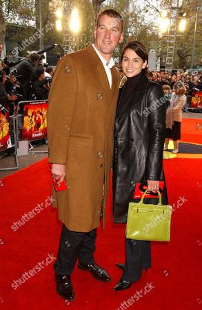 Editorial photo of 'THE INCREDIBLES' FILM PREMIERE, LONDON, BRITAIN - 07 NOV 2004