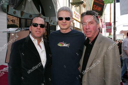Jack Rapke, Steven Bing and Alan Silvestri