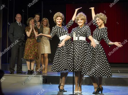 Editorial image of 'Dusty' Musical about Dusty Springfield performed at the Charing Cross Theatre, London, Britain - 02 Sep 2015