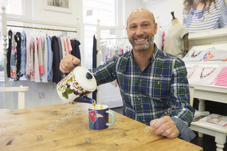 Stock Picture of Tom Joule founder of Joules