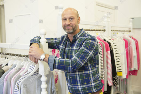Tom Joule founder of Joules