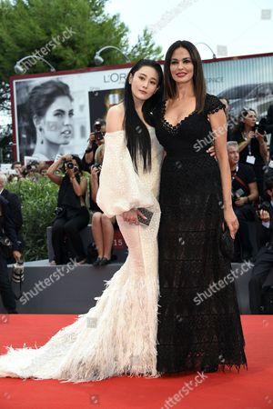 Maria Grazia Cucinotta, Viann Zhang