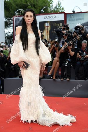 Editorial picture of 'Everest' film premiere, Opening night of 72nd Venice Film Festival, Italy - 02 Sep 2015