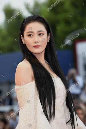 Stock Image of Viann Zhang
