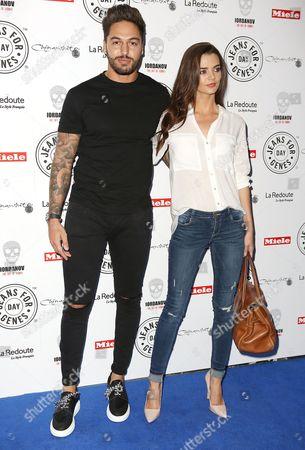Mario Falcone and Emma McVey