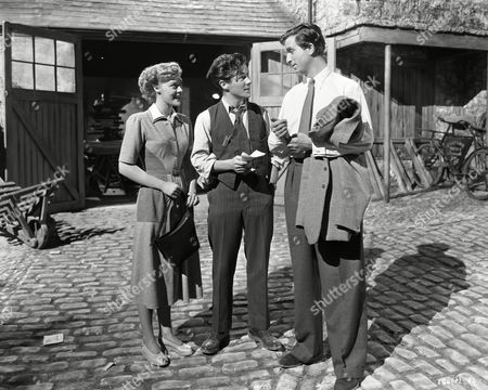 Eleanor Summerfield, Bryan Forbes and Norman Wooland
